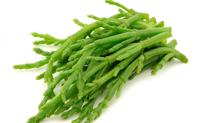 Health Benefits of Samphire