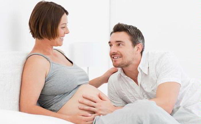 When should we avoid making love during pregnancy?